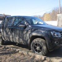 Volkswagen Amarok :: Дмитрий Никитин