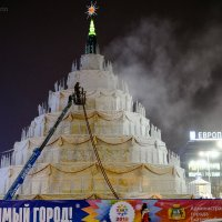 пирамида-тортик-свечка :: StudioRAK Ragozin Alexey