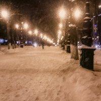 Огни большого города :: Георгий Морозов