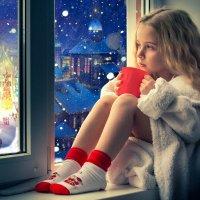 В ожидании чуда :: Оксана Жданова