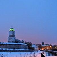 Выборгский замок :: Leonid Voropaev