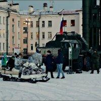 «Снегоход А-1», «Триумф», «Нона» и другие аттракционы... :: Кай-8 (Ярослав) Забелин