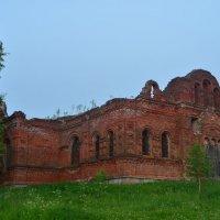 Церковь Иконы КазанскойБожьей Матери :: Aleksandr Ivanov67 Иванов