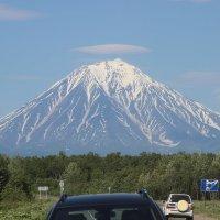 Вулкан во всей красе :: Дмитрий Солоненко