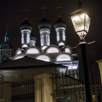 Храм на Пятницкой. :: Сергей Ключарёв