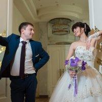 Андрей и Лиана :: Сергей Воробьев
