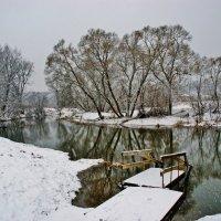 Зимний пейзаж :: Андрей K.