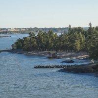 Берег возле Хельсинки :: leo yagonen