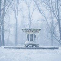 Ледяной туман в Архангельске :: Алена Малыгина
