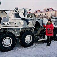 Дед Мороз, Карлсон и Снегурочка :: Кай-8 (Ярослав) Забелин