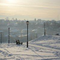 Зима в городе :: Андрей + Ирина Степановы