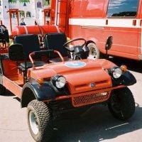 пожарная техника :: Дмитрий Солоненко