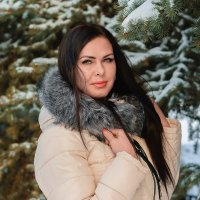 Зимний портрет. :: Алексей le6681 Соколов