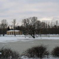 В Московском парке  Победы :: Елена Павлова (Смолова)