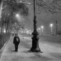 Одинокие путники. :: vlad alferow