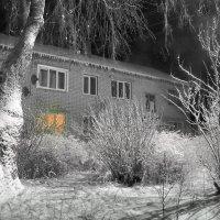 Ночь, где спят давно... :: Павлова Татьяна Павлова