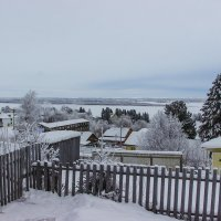 Зимний день :: Владимир Волосовский