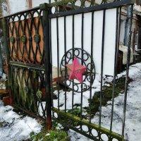 Старые дворы :: Святец Вячеслав