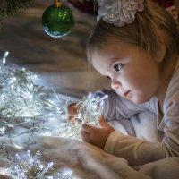 Новогодние огни :: Вера Сафонова