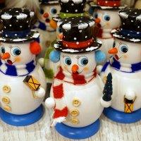 Не снежные, а деревянные ... :: Лариса Корженевская
