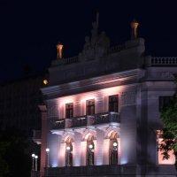 Театр Оперы и Балета ночью(Екатеринбург) :: Tim Andrews