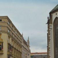 Суета у отеля SAVOY в пасмурный денек :: M Marikfoto