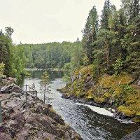 Река Суна :: Nikolay Monahov