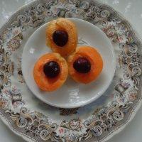 Сладкоягодное блюдо на новогодний стол (Автор: Юрий Киричок, дегустатор рекламных услуг) :: Алекс Аро Аро