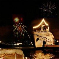Севастополь. Новогоднее морское путешествие... :: Кай-8 (Ярослав) Забелин