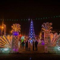 Ледовый городок приглашает гостей!..) :: Надежда