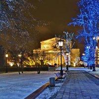 Сквер у Большого Театра :: Андрей K.