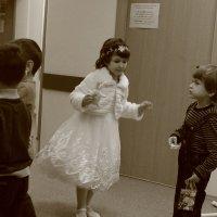 Танец Ангела. :: Eva Tisse