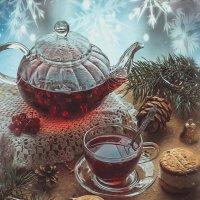 Пусть Новый Год волшебной сказкой В ваш дом тихонечко войдет, И счастье, радость, доброту и ласку Ва :: ALISA LISA