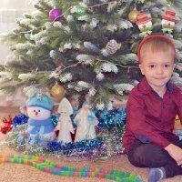 Дед Мороз уже приходил. :: Светлана Ивановна Медведева