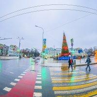 Москва. Трубная площадь. Конец декабря. :: Игорь Герман
