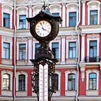 Еще идут Часы... :: Марина Харченкова
