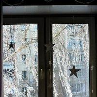 Новогодняя открытка :: Натали Акшинцева