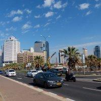 Тель-Авив. :: Пётр Беркун