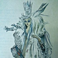Снежная королева. Коллега деда-мороза:). :: Farin Алёна