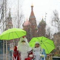 Зарядье 31 декабря :: Михаил Бибичков