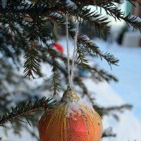 С Новым годом! :: Ольга