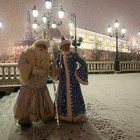 с Новым Годом :: Олег Лукьянов