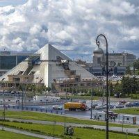 Пирамида :: Сергей Цветков