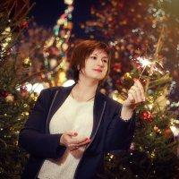 новый год :: Ярослава Бакуняева