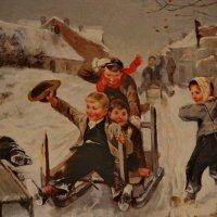 Зимние забавы... :: Tatiana Markova