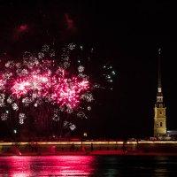 С Новым Годом, Любимый Петербург! :: Olya Lanskaya