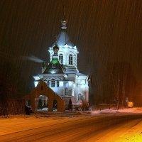 Церковь в честь Иверской иконы Божией Матери :: Дмитрий Строганов