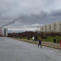 Лед держит, но осторожность не повредит :: Андрей Лукьянов