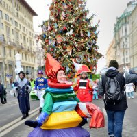 Красная Площадь (1 января) :: Marina Parshina