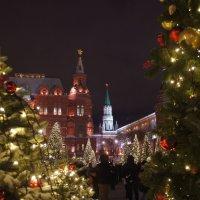 Москва праздничная :: demyanikita